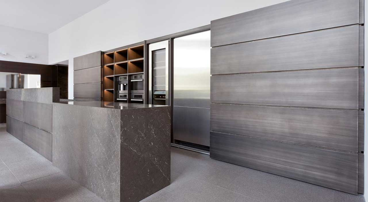 Modern Kitchens With Wood Cabinets